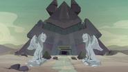 S07E25 Wejście do piramidy sfinksa