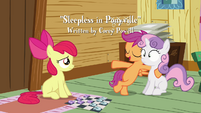 Scootaloo 'teach me everything she knows' S3E06