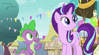 Spike -or we could stay here- S7E15