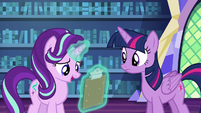 Starlight --a couple in there somewhere-- S6E21