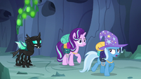 Trixie --you two just get ready to run-- S6E26