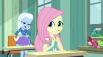 Trixie Lulamoon doesn't believe Fluttershy EGDS10