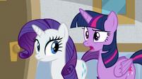 Twilight -running an actual friendship school- S8E16