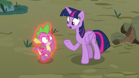 "Twilight Sparkle ""I was headed to Zecora's"" S8E11"