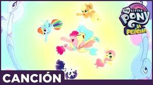 """Una cosita"" (""One Small Thing"") - My Little Pony La Película Español de España"