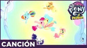 """""""Una cosita"""" (""""One Small Thing"""") - My Little Pony La Película Español de España"""