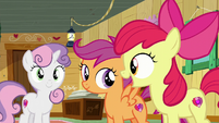 Apple Bloom --We do exactly what we got our cutie marks in!-- S6E4