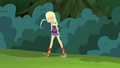 Applejack emerges drenched from the bushes EG4.png