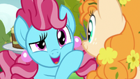 Chiffon Swirl -but I see you're busy- S7E13