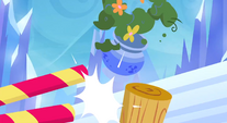 Flowerpot launching to the air S3E12