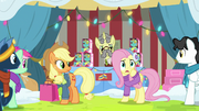 """Fluttershy """"they are all so different"""" MLPBGE"""