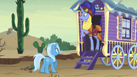 Hoo'Far -I desired your wagon- S8E19