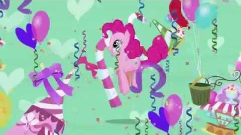 MLP FiM - Pinkie's Gala Fantasy Song Ger 1080p Blu-ray