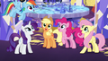 Mane 5 Make This Castle a Home big finish S5E3.png