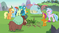 Ocellus the embarrassed bite-acuda S8E9