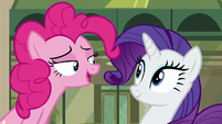 Pinkie --And it's about to get everything-- S6E3
