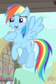 Rainbow Dash ID 2