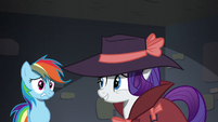 "Rarity ""Did I say that one out loud?"" S5E15"