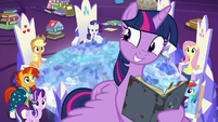 Rarity -that's all we understand- S7E25