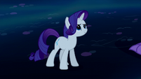 Rarity proud of herself S5E13
