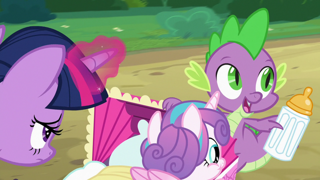 """File:Spike """"we're here"""" S7E3.png"""
