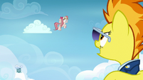 Spitfire --you call that cloud-busting-!-- S6E24