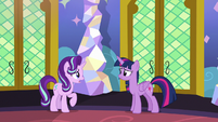 "Starlight ""not sure Sunburst wants to stay friends"" S7E24"