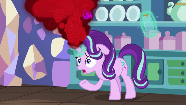 """File:Starlight """"this has never happened before!"""" S7E2.png"""