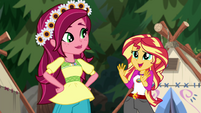 "Sunset Shimmer ""thanks, I'm good"" EG4"