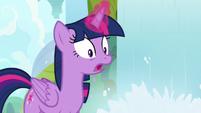 """Twilight """"Celestia sent me to Ponyville"""" S9E5"""