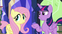 "Twilight ""I usually like to be a bit more prepared"" S5E23"