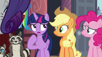 "Twilight ""might have seemed all right"" S8E4"