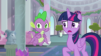 "Twilight ""the Tree couldn't have called you"" S9E3"