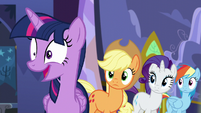 "Twilight ""we made friends with a yak prince!"" S5E11"
