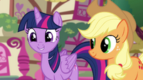 Twilight -it all came from you- S4E21