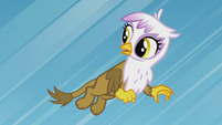 Young Gilda -you too, Rainbow Dash!- S5E8