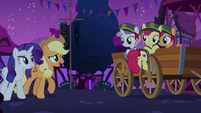 Applejack --you three should be real proud-- S6E15