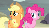 Applejack -the map did have a reason for sendin' us here- S5E2