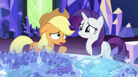 Applejack -we'll have to miss it- S5E16