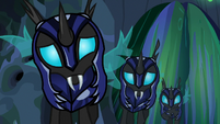 Changelings in varying degrees of confusion S6E26
