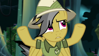 "Daring Do ""are far too dangerous"" S9E21"