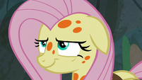 Fluttershy ready to finish her mission S7E20