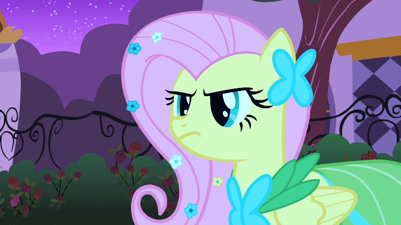 Image - Fluttershy serious S01E26.png | My Little Pony ...
