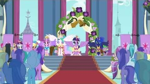 MLP FiM Music Behold, Princess Twilight Sparkle HD