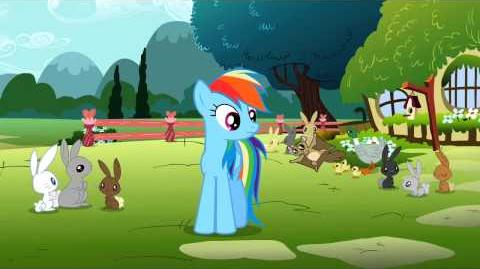 MLP FiM Music Find A Pet HD
