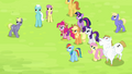 Main cast and Bulk sees Soarin falling down S4E10.png