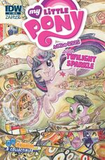 Micro-Series issue 1 cover RE