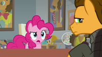 "Pinkie Pie ""you did lose your laugh"" S9E14"