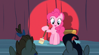 Pinkie Pie wonderful crowd S2E13