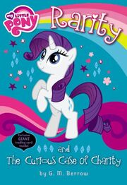 Portada de Rarity and the Curious Case of Charity